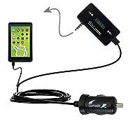 新しい世代ワイヤレスFM送信機Desinged for Zeki Androidタブレットtbd1083b tbd1093b with強力なコンパクト車充電器含ま