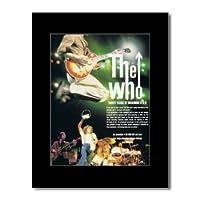 WHO - Thirty Years of Maximum RnB Mini Poster - 28.5x21cm