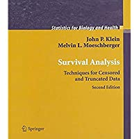 Survival Analysis: Techniques for Censored and Truncated Data (Statistics for Biology and Health)【洋書】 [並行輸入品]