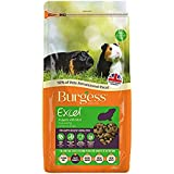Burgess Excel Nuggets with Mint Guinea Pig Food, 2 kg
