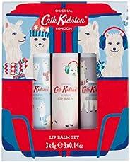 Cath Kidston Alpacas Lip Balm Set,