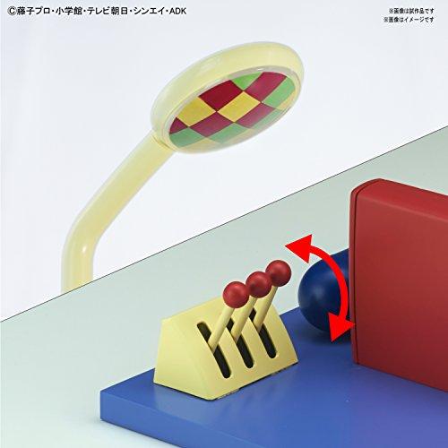 フィギュアライズメカニクス ドラえもんのひみつ道具 タイムマシン 色分け済みプラモデル