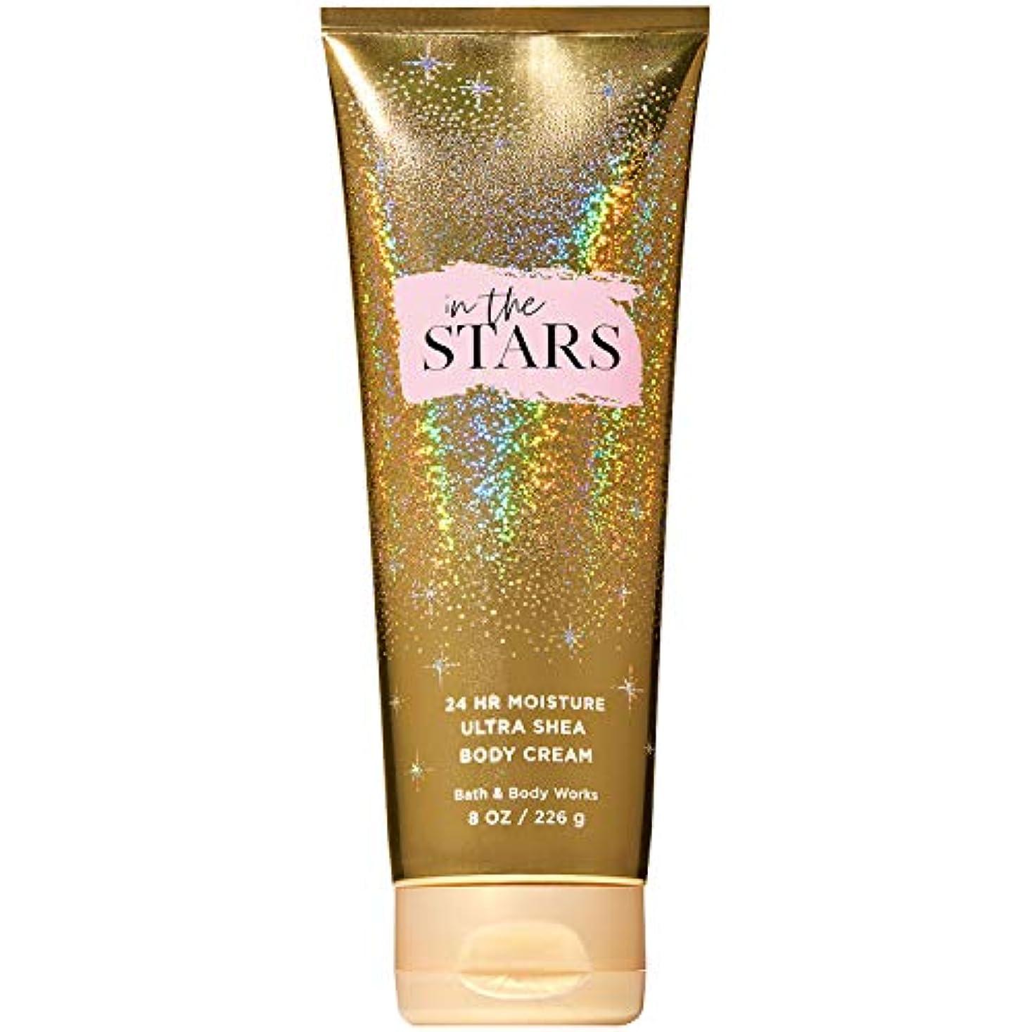 コスチュームくすぐったい朝の体操をするバス&ボディワークス イン ザ スター ボディクリーム In the Stars Body Cream