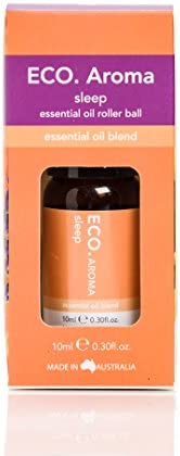 ECO. Modern Essentials Aroma Rollerball Sleep Essential Oil Blend 10 ml, 10 milliliters