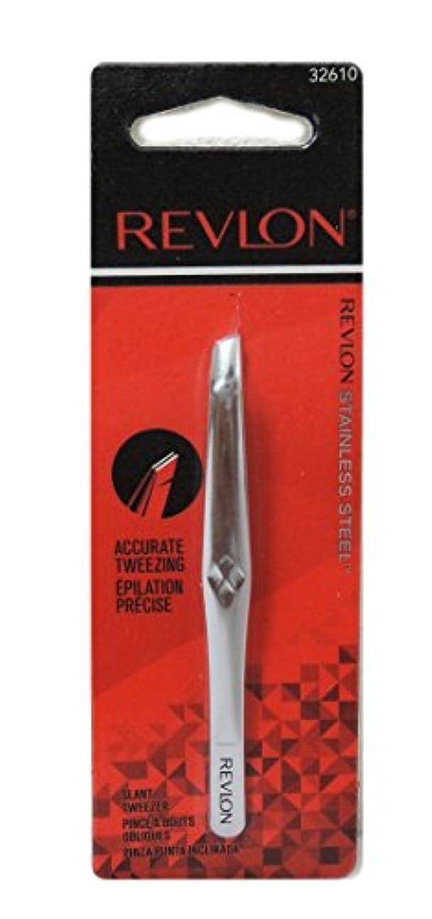 繊維幻想助言Revlon (レブロン) アキュレート ツイーザー(毛抜き)(model32610) [並行輸入品]