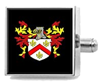 Select Gifts Holt England Family Crest サーネームコート カフリンクス カスタマイズケース
