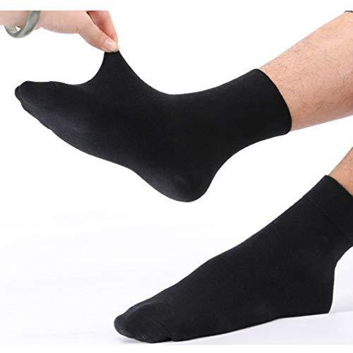 Extra Large médicale Diabetic Socks Men/'s antibactérien Deo coton non-compression