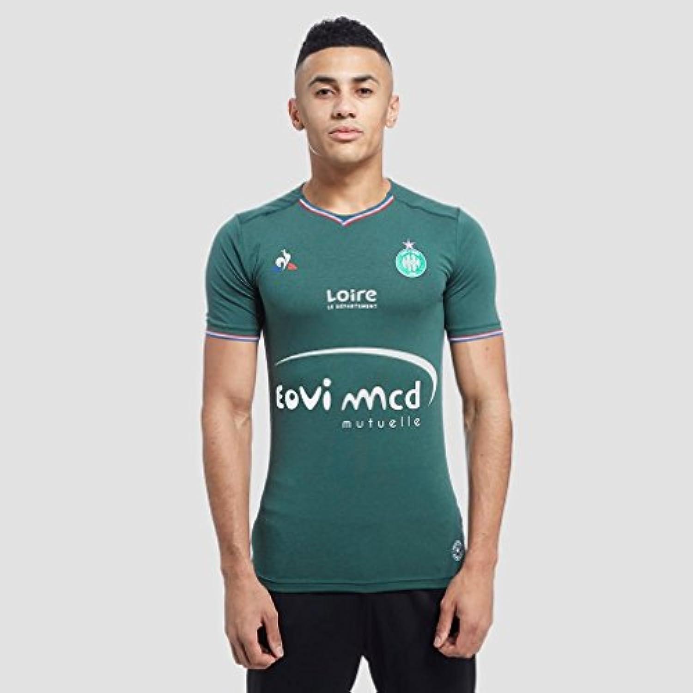 2017-2018 St Etienne Home Football Shirt
