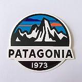 patagonia パタゴニア ステッカー FITZ ROY SCOPE