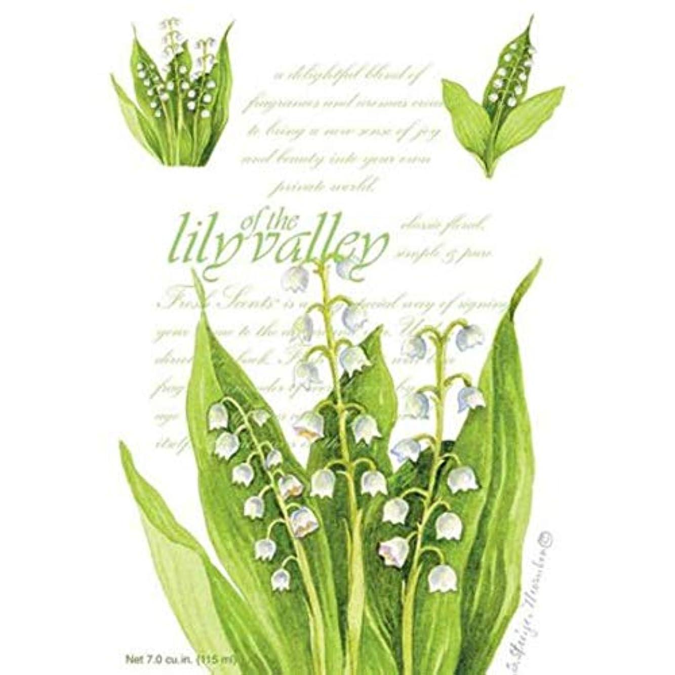 トリッキー維持つまらないWillowbrook Fresh Scents Scented Sachet - Lily of the Valley