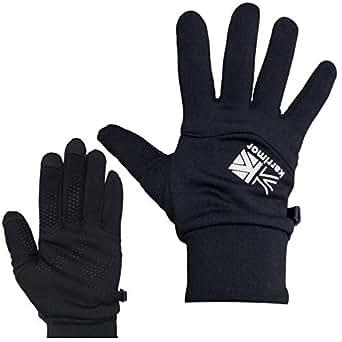 カリマー ( karrimor ) サーマル グローブ 【 スマホ 対応 メンズ 手袋 ブラック 】(L-XL) [並行輸入品]