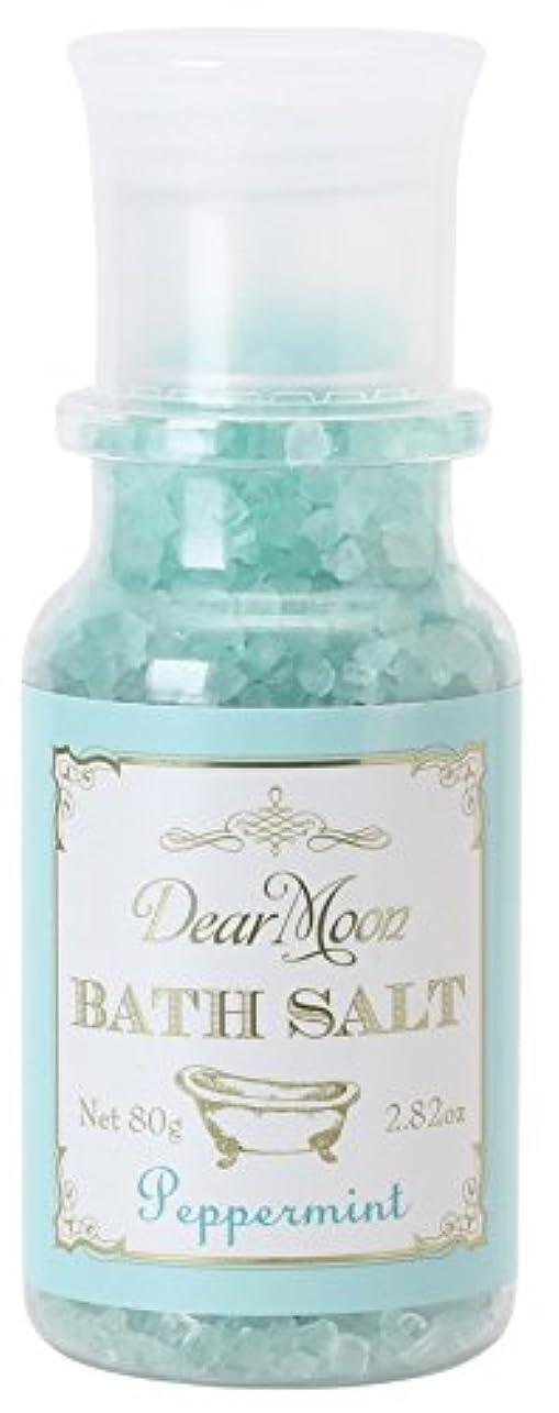 にもかかわらず急ぐ破裂ノルコーポレーション 入浴剤 ディアムーン バスソルト 80g ペパーミント OB-DMB-1-8