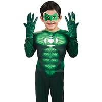 Green Lantern - Gloves (Child) グリーンランタン-手袋(子供)?ハロウィン?サイズ:One-Size