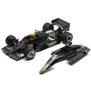 PLANEX ミニチャンプス製 限定版 1/12 ロータス97T アイルトン・セナ (Minichamps Limited Edition Model 1:12 Ayrton Senna 97T) LOT-SM-97T12