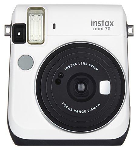 FUJIFILM インスタントカメラ チェキ  INS MINI 25 WT N B00DS403FC 1枚目