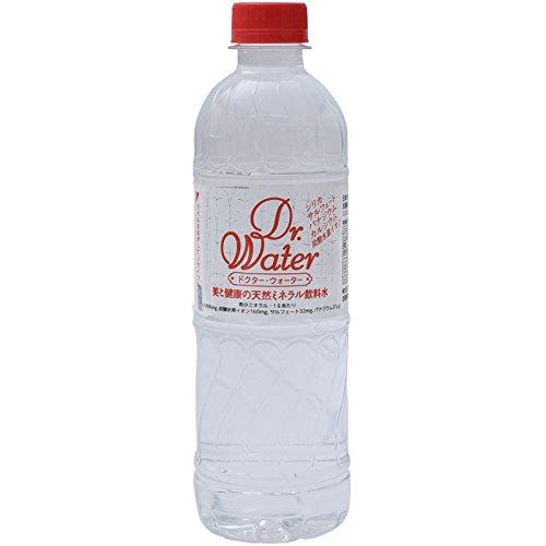 Dr.Water ミネラルウォーター500ml×24本