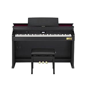カシオ 電子ピアノ セルビアーノ Air Grand音源搭載 ブラック AP-700BK