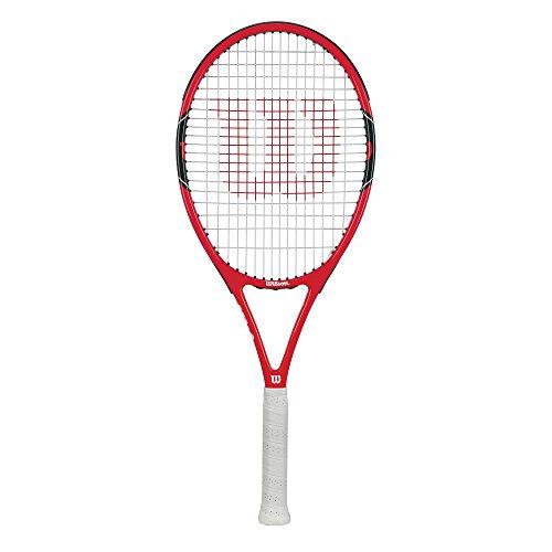 Wilson(ウイルソン) 硬式テニスラケット [ガット張り...