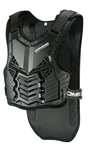 コミネ KOMINE バイク 胸部プロテクター スプリーム ボディプロテクター ブラック XL 04-688 SK-688