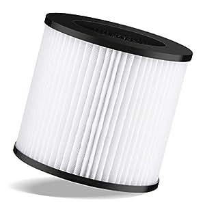 Topelek 空気清浄機フィルター 除菌 空気清浄器 花粉 ホコリ除去 タバコ ペット 脱臭 HM356A対応 12ヶ月間メーカー保証