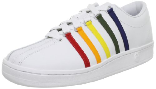 [ケイスイス] K-SWISS K-SWISS The Classic  2248145 (WHITE/RAINBOW/25)