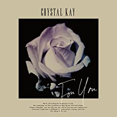 Crystal Kay「Can't Stop Me」のCDジャケット