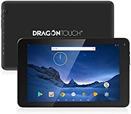 Dragon Touch V10 10.1 inch Tablet Android 7.0 Nougat MTK Quad Core 1GB RAM 16GB Storage,800x1280 IPS Display with Mini HDMI GPS [並行輸入品]
