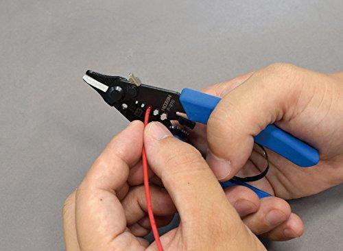 ホーザン(HOZAN) ミリサイズ線用  ワイヤーストリッパー 単線 より線  P-970