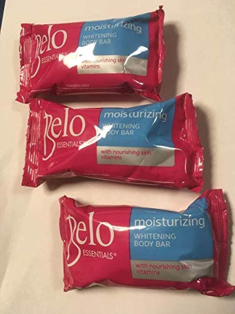 書く居間委託Belo soap