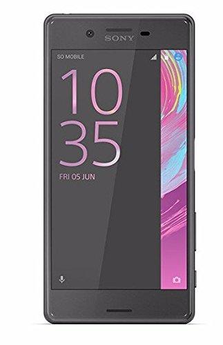 (SIMフリー) ソニー Sony Xperia X F5122 Dual Sim 4G/LTE 64GB ブラック [並行輸入品]