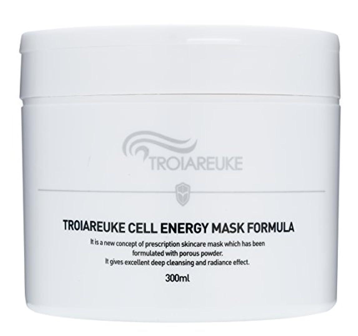社員目の前の贅沢なTroiareuke(トロイアルケ) セルエネルギー マスク フォーミュラー/Cell Energy Mask Fomula (300ml) [並行輸入品]