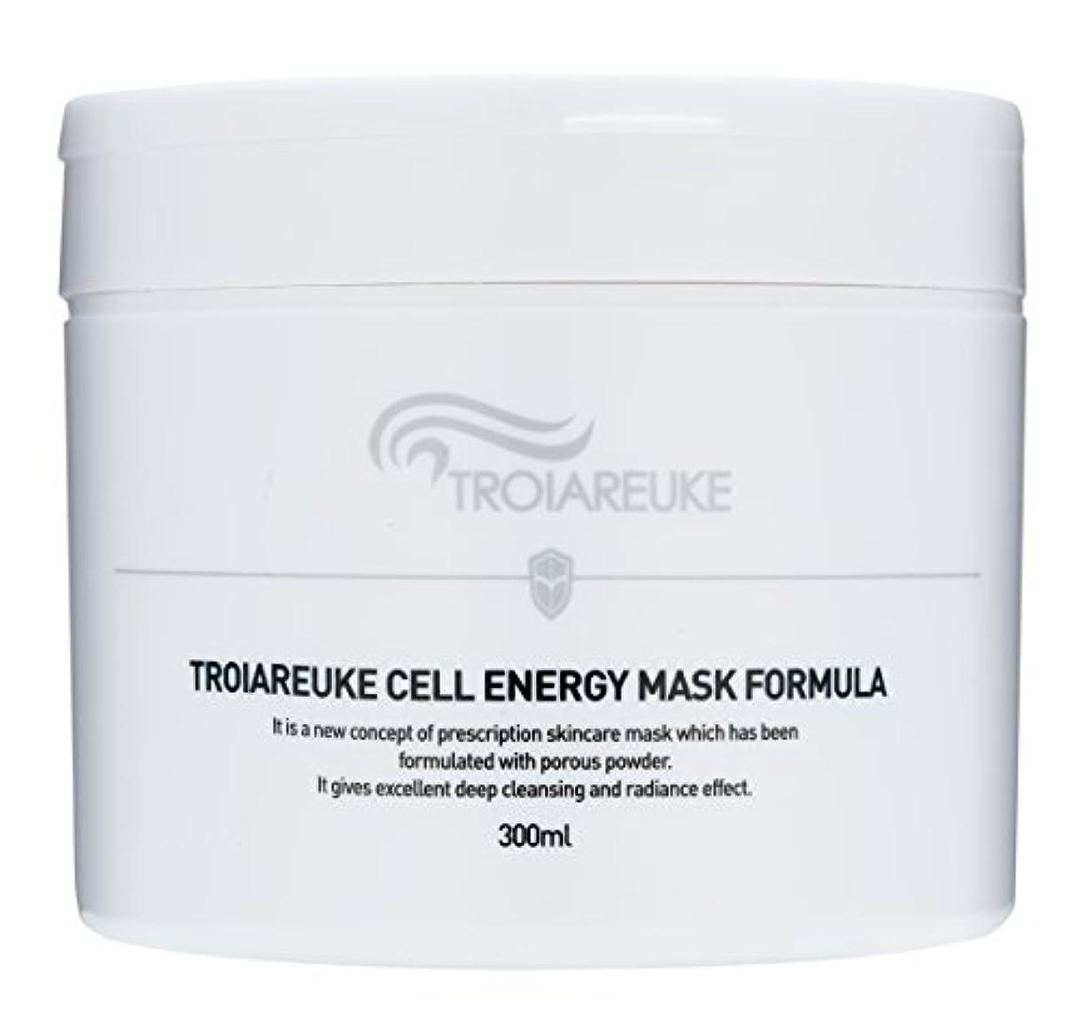 否定する遺跡タフTroiareuke(トロイアルケ) セルエネルギー マスク フォーミュラー/Cell Energy Mask Fomula (300ml) [並行輸入品]