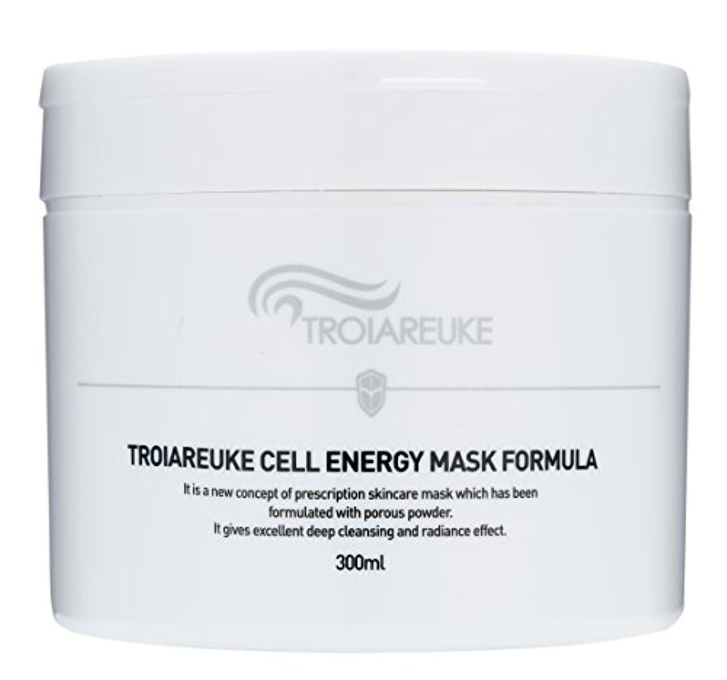 エレクトロニック航空便ニッケルTroiareuke(トロイアルケ) セルエネルギー マスク フォーミュラー/Cell Energy Mask Fomula (300ml) [並行輸入品]