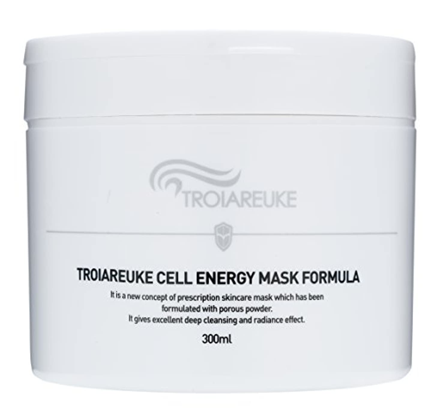 俳句講師タンカーTroiareuke(トロイアルケ) セルエネルギー マスク フォーミュラー/Cell Energy Mask Fomula (300ml) [並行輸入品]
