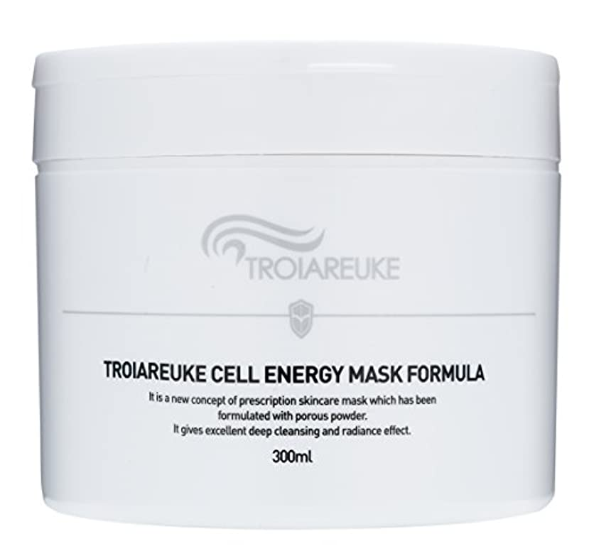 別に女王偶然Troiareuke(トロイアルケ) セルエネルギー マスク フォーミュラー/Cell Energy Mask Fomula (300ml) [並行輸入品]