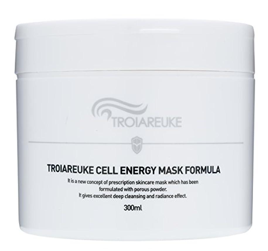 スープ予約オーストラリア人Troiareuke(トロイアルケ) セルエネルギー マスク フォーミュラー/Cell Energy Mask Fomula (300ml) [並行輸入品]