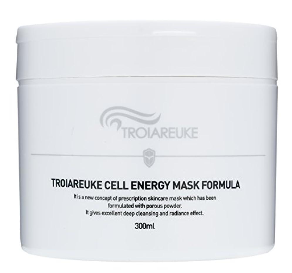 特徴船閉じ込めるTroiareuke(トロイアルケ) セルエネルギー マスク フォーミュラー/Cell Energy Mask Fomula (300ml) [並行輸入品]