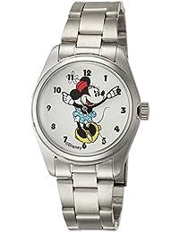 [ディズニー]Disney 腕時計 メタルバンド ミニー・マウス COD114 ボーイズ