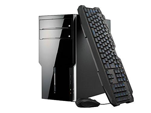 mouse ゲーミング デスクトップパソコン LM-R5X08SHG5ZA/Ryzen5 1500X/1050/8GB/240GB/Win10