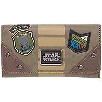 Star Wars Purse 財布 Rebel Patch Last Jedi 新しい 公式 Flap