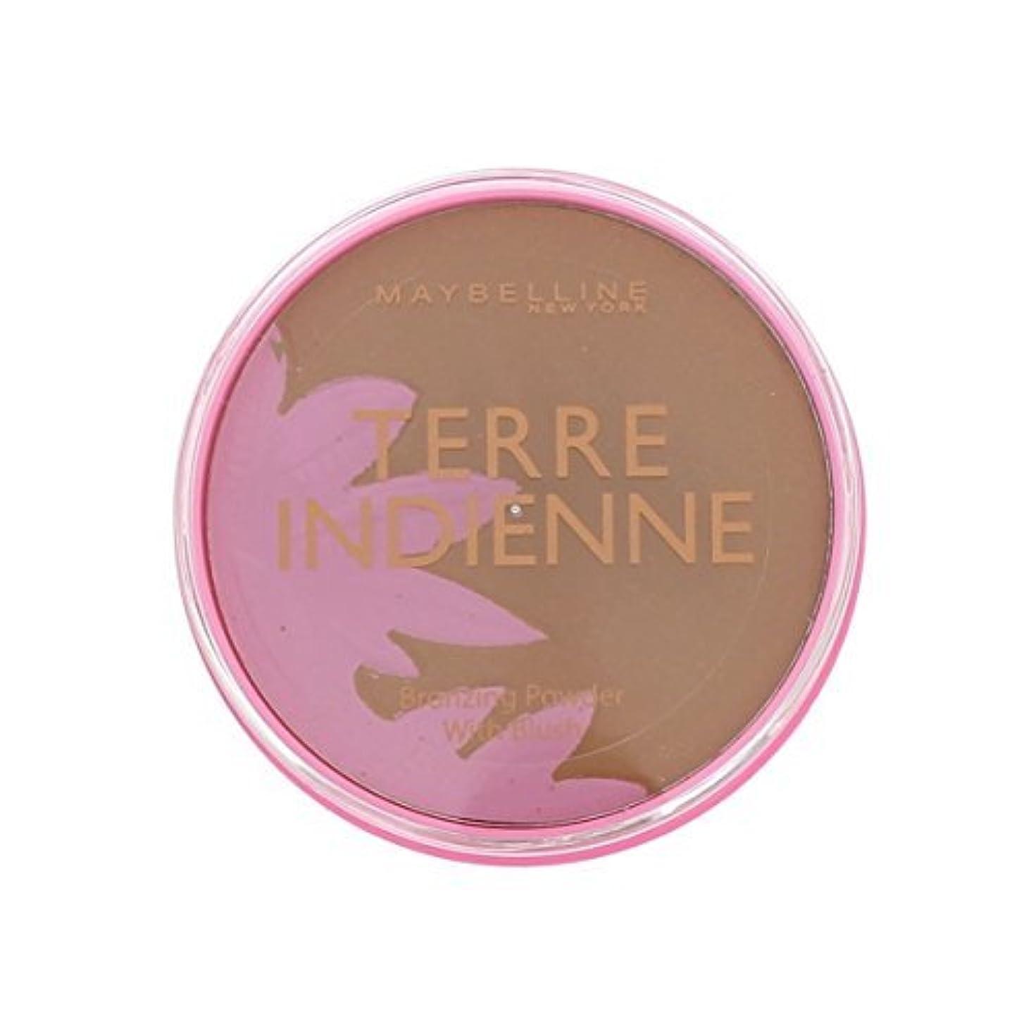 上向き睡眠不毛Poudre de Soleil Terre Indienne Gemey Maybelline - 08 Bronzed Paradise by Maybelline