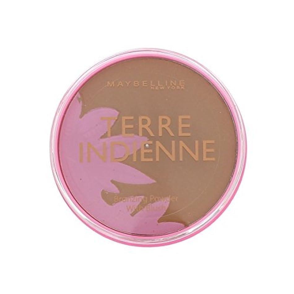 アシュリータファーマンそんなにウミウシPoudre de Soleil Terre Indienne Gemey Maybelline - 08 Bronzed Paradise by Maybelline