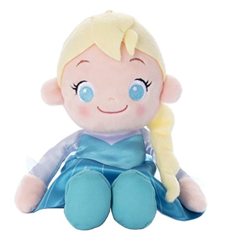 ディズニーキャラクター ビーンズコレクション エルサ ぬいぐるみ 座高14cm