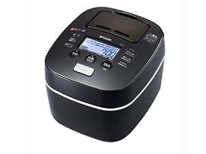 タイガー 炊飯器 土鍋圧力IH 「炊きたて」 8合 ブラック JKX-G150-K