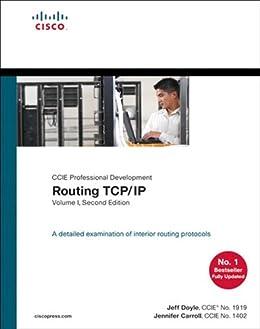 [Doyle, Jeff, Carroll, Jennifer DeHaven]のRouting TCP/IP, Volume I: Routing TCP/IP Volume 1_2 (CCIE Professional Development Book 1) (English Edition)