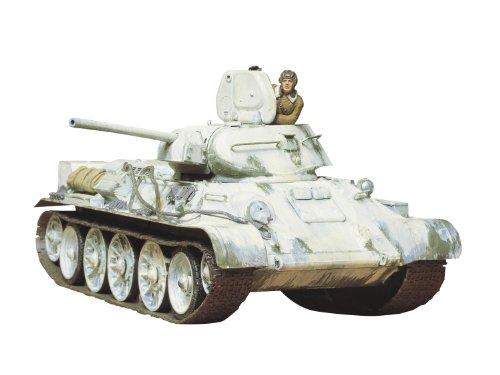 1/35 ミリタリーミニチュアシリーズ No.49 ソビエト T34/76 戦車 1942年型 35049