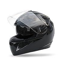 [ドリーマー]バイクヘルメット フルフェイス バイク用 ダブルシールド 襟巻付き 防曇性 耐久性 耐衝撃性 耐摩耗性 吸汗・通気・速乾性に優れ 男女兼用 UVカット オールシーズン スポーツ&アウトドア