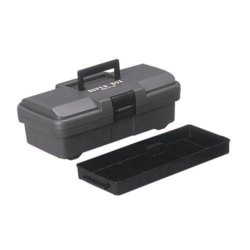 リングスター スーパーボックス 自動車バンパー素材使用 グレーSR-385 【L385×W202×H140mm】