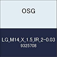 OSG ゲージ LG_M14_X_1.5_IR_2-0.03 商品番号 9325708