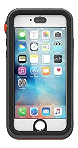 【日本正規代理店品】catalyst iPhone 6/6s 5m完全防水 / 防塵 /耐衝撃ケース ブラックオレンジ  CT-WPIP154-BKOR